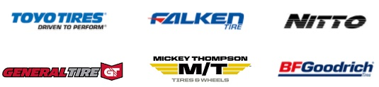 Off-road tire brands