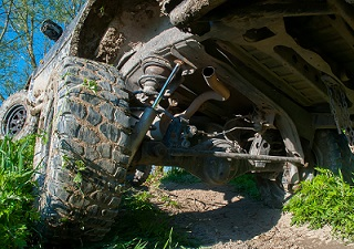 Off-Road Upgrades for Tires in Woodbury, NJ