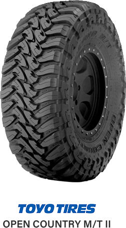 Toyo Open Country M/T II